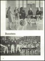 1969 Bayside High School Yearbook Page 112 & 113
