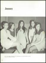 1969 Bayside High School Yearbook Page 140 & 141
