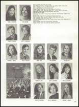 1969 Bayside High School Yearbook Page 142 & 143