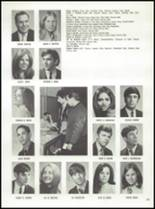 1969 Bayside High School Yearbook Page 156 & 157