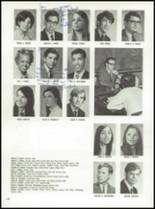 1969 Bayside High School Yearbook Page 162 & 163