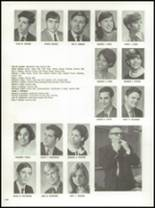 1969 Bayside High School Yearbook Page 168 & 169
