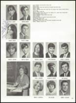 1969 Bayside High School Yearbook Page 172 & 173