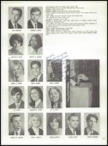 1969 Bayside High School Yearbook Page 180 & 181