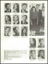 1969 Bayside High School Yearbook Page 184 & 185