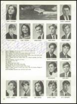 1969 Bayside High School Yearbook Page 192 & 193