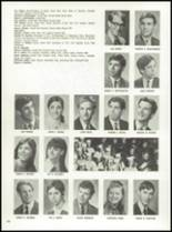 1969 Bayside High School Yearbook Page 202 & 203