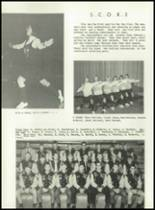 1967 Lake Crystal High School Yearbook Page 20 & 21