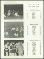 1967 Lake Crystal High School Yearbook Page 26 & 27
