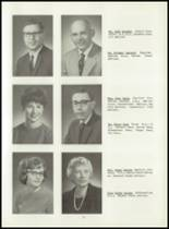 1967 Lake Crystal High School Yearbook Page 40 & 41
