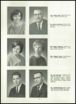 1967 Lake Crystal High School Yearbook Page 42 & 43