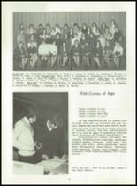 1967 Lake Crystal High School Yearbook Page 56 & 57