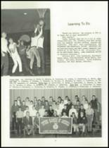 1967 Lake Crystal High School Yearbook Page 58 & 59