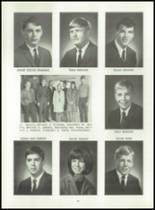 1967 Lake Crystal High School Yearbook Page 64 & 65