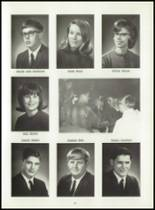 1967 Lake Crystal High School Yearbook Page 66 & 67