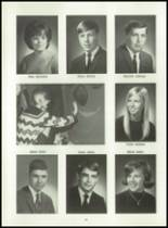 1967 Lake Crystal High School Yearbook Page 68 & 69
