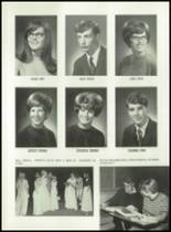 1967 Lake Crystal High School Yearbook Page 70 & 71