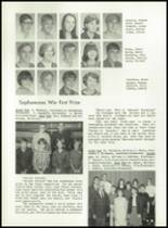1967 Lake Crystal High School Yearbook Page 78 & 79
