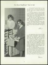1967 Lake Crystal High School Yearbook Page 100 & 101