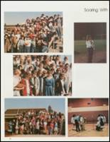 1984 Arlington High School Yearbook Page 16 & 17