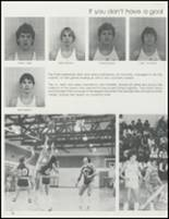1984 Arlington High School Yearbook Page 54 & 55