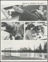 1984 Arlington High School Yearbook Page 82 & 83