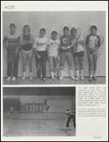 1984 Arlington High School Yearbook Page 100 & 101