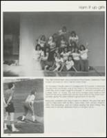 1984 Arlington High School Yearbook Page 106 & 107