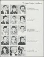 1984 Arlington High School Yearbook Page 126 & 127