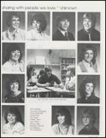 1984 Arlington High School Yearbook Page 158 & 159