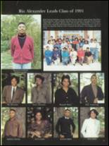 1991 Dudley High School Yearbook Page 20 & 21