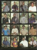 1991 Dudley High School Yearbook Page 22 & 23
