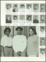 1991 Dudley High School Yearbook Page 56 & 57