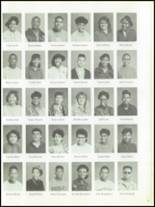 1991 Dudley High School Yearbook Page 58 & 59