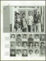 1991 Dudley High School Yearbook Page 72 & 73