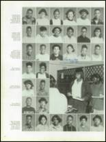1991 Dudley High School Yearbook Page 76 & 77