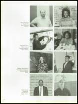 1991 Dudley High School Yearbook Page 88 & 89