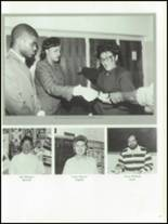 1991 Dudley High School Yearbook Page 90 & 91