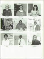 1991 Dudley High School Yearbook Page 94 & 95