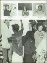 1991 Dudley High School Yearbook Page 98 & 99