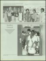 1991 Dudley High School Yearbook Page 104 & 105
