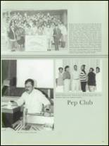 1991 Dudley High School Yearbook Page 112 & 113