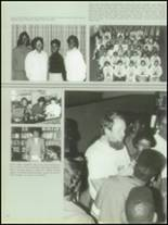 1991 Dudley High School Yearbook Page 114 & 115