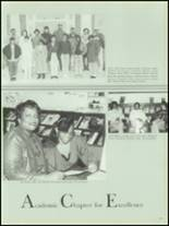 1991 Dudley High School Yearbook Page 126 & 127