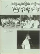 1991 Dudley High School Yearbook Page 130 & 131