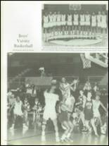 1991 Dudley High School Yearbook Page 138 & 139