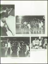 1991 Dudley High School Yearbook Page 142 & 143