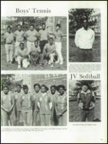 1991 Dudley High School Yearbook Page 144 & 145