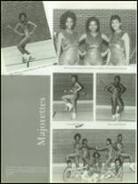 1991 Dudley High School Yearbook Page 152 & 153