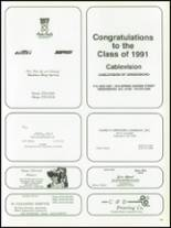 1991 Dudley High School Yearbook Page 164 & 165